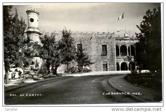 PAL DE CORTES - CUERWAVACA   - PHOTO CARTE - Mexique