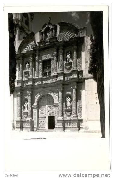 MEXICO- PHOTO CARD - Mexique