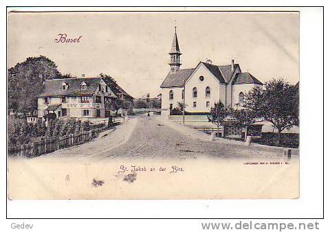 Basel St Jacob An Der Birs (1825) - BS Bâle-Ville