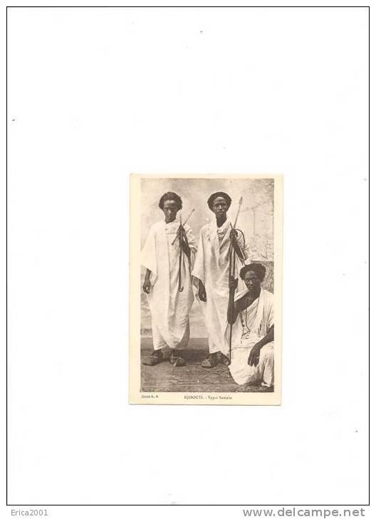 Somalie .types De Ssomalis. - Somalie