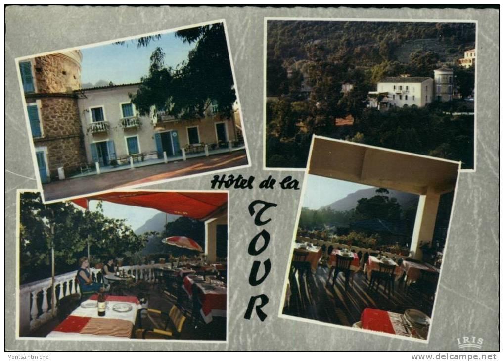 Porto. Corse 2A. Divers Aspects De L´ Hôtel De La Tour. - France