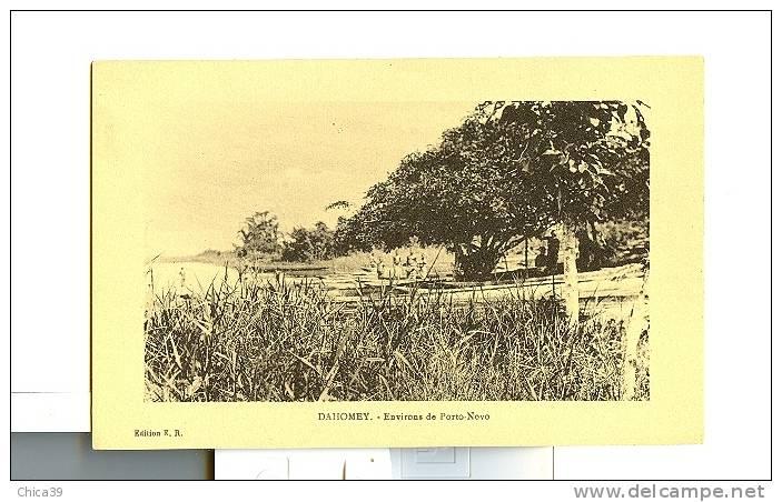 DAHOMEY   -    Environs De Porto-Novo - Dahomey