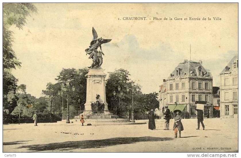 Monument - Militaria - Coq - Monuments