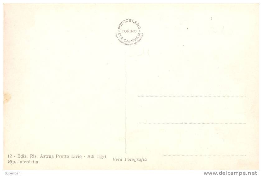 ADI UGRI - INDIGENI ALLA FONTANA / INDIGÈNES... - CARTE ´VRAIE PHOTO´ - ANNÉE: 1937 - BELLE ANIMATION - À VOIR ! (b-132) - Erythrée