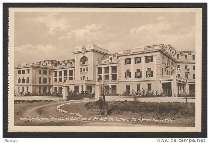 MOÇAMBIQUE Mozambique - Lourenço Marques - The Polana Hotel - Mozambique