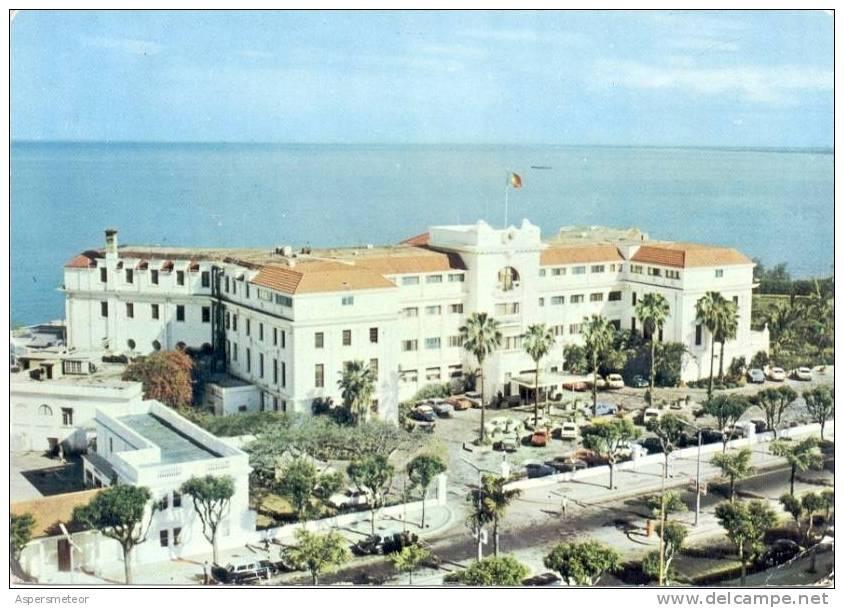LOURENCO MARQUES LORENZO MARQUES HOTEL POLANA MOZAMBIQUE MOCAMBIQUE CPSMA EDITOR CASA BAYLY UNCIRCULATED RARE TBE 1975 - Mozambique