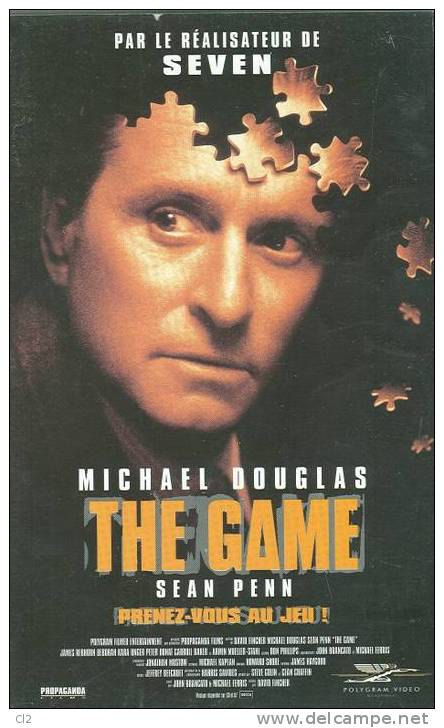 The Game (avec Michael Douglas - Action, Aventure