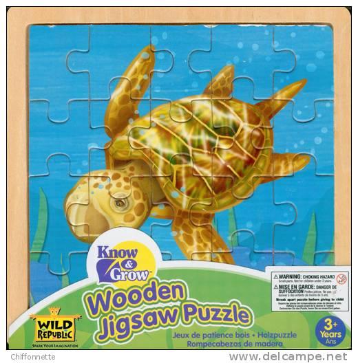 PUZZLE TORTUE Pour Enfant - Puzzles