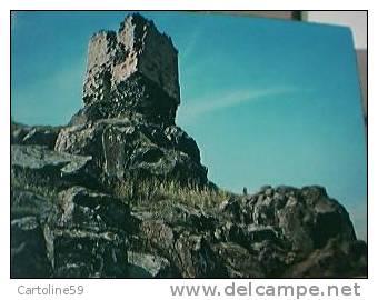 OSILO CASTELLO MALASPINA I RUDERI VB1973 BH10916 - Sassari
