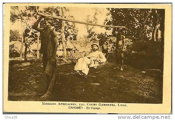 000684  -  EN VOYAGE AU DAHOMEY - Dahomey