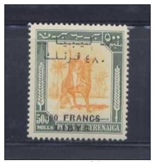 ANTee77B - LIBIA Emissione Per Il Fezzan : N. 23/I   *** - Libia
