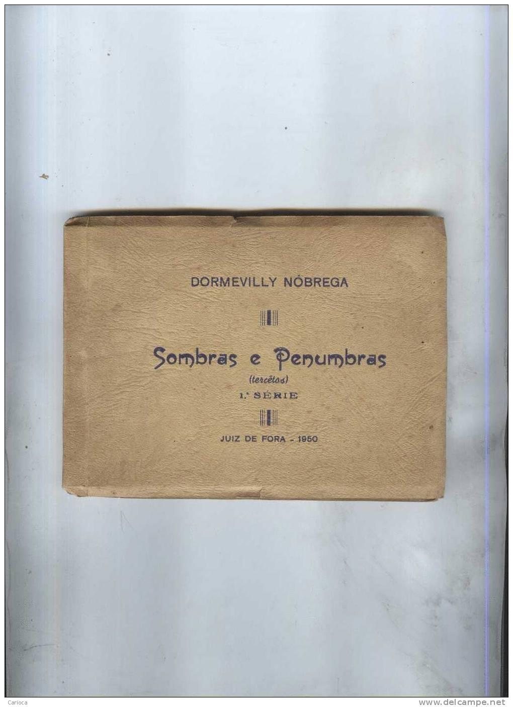 LIVRE TERCETS BRESILIENS DORMEVILLY NOBREGA - Livres, BD, Revues
