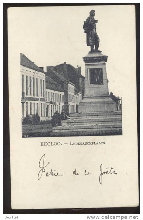 Eecloo   Ledeganckplaats - Eeklo
