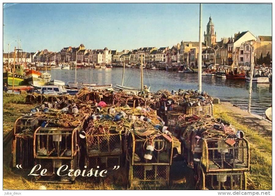 Le Croisic .  Vue D'ensemble Du Port . - Le Croisic