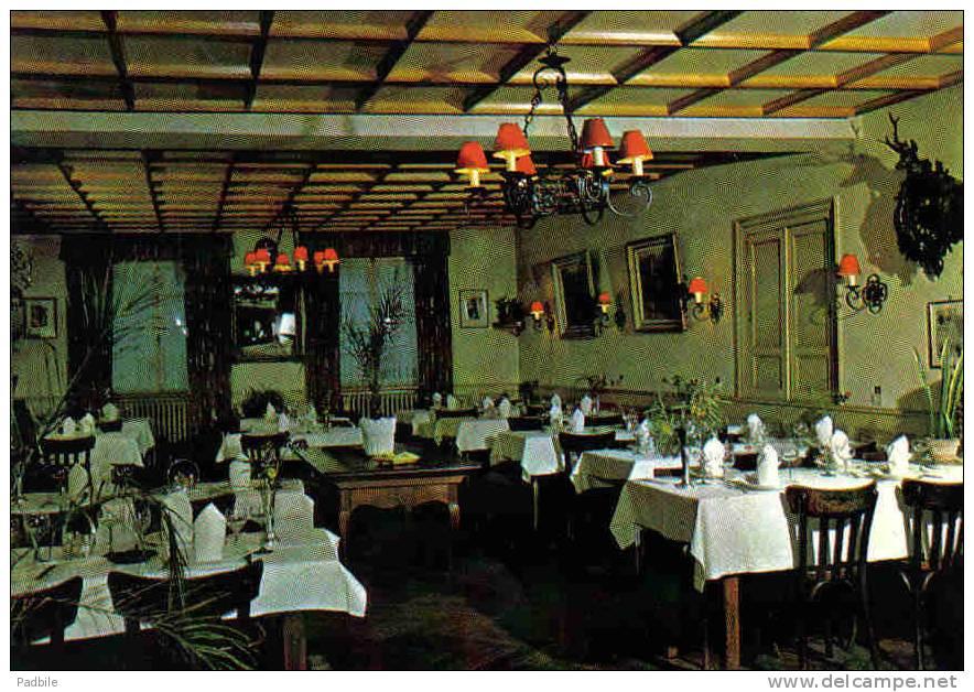 Carte Postale 68. Niedermorschwihr  Hotel-Restaurant BOXLER  La Salle à Manger Trés Beau Plan - France