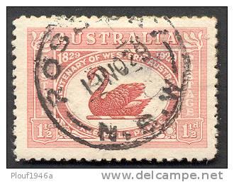 Pays :  46 (Australie : Confédération)      Yvert Et Tellier N° :   67 (o) Belle Oblitération - 1913-36 George V : Other Issues