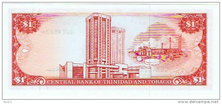 """1 Dollar  """"TRINITAD Et TOBAGO"""" Série 1985  UNC  Bc6 - Trinidad & Tobago"""