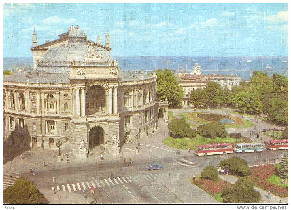 Rusland - Odessa - Cartes Postales