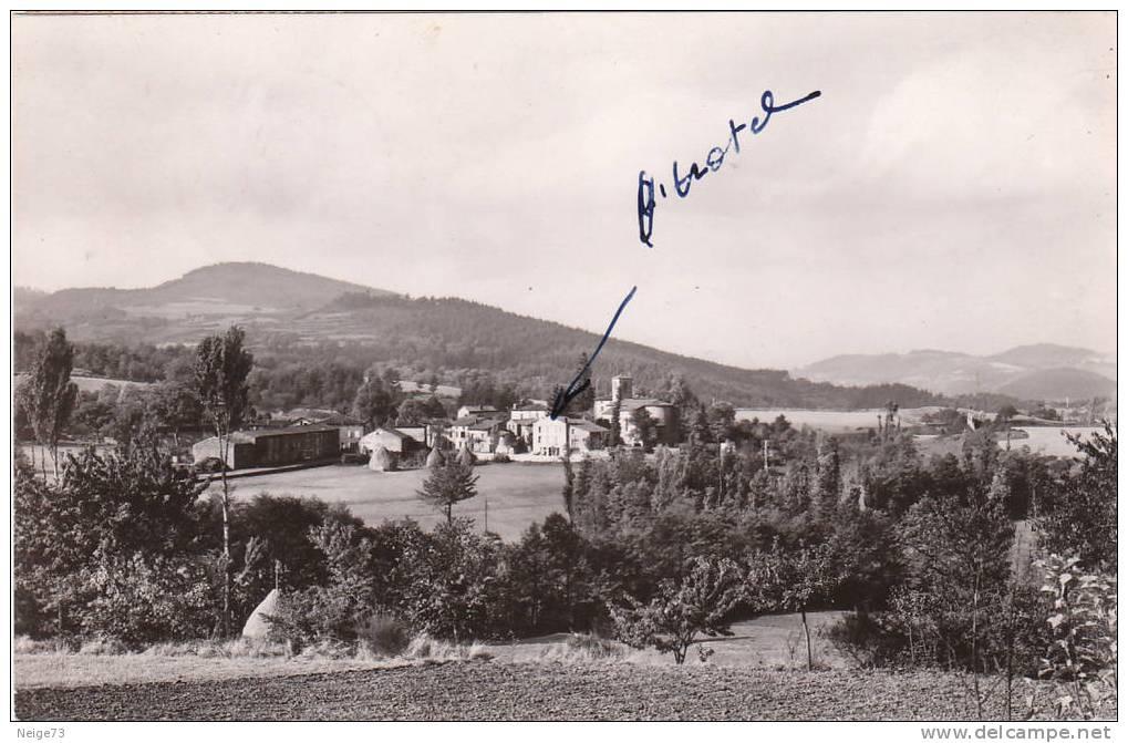 Carte Postale Des Années 50 De Grozon - Ohne Zuordnung
