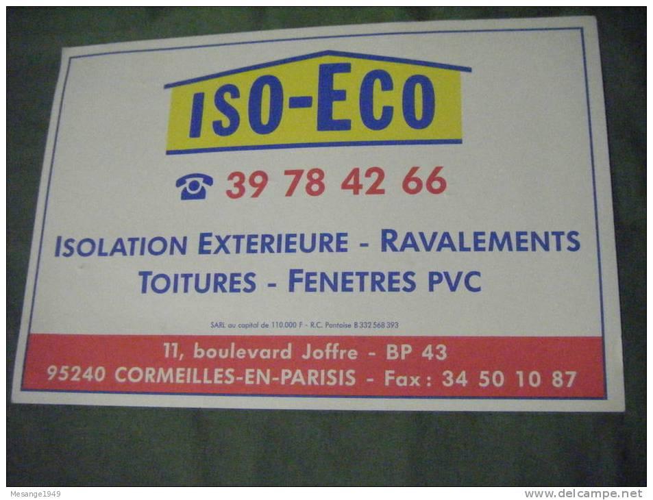 Calendrier Sans Date -pub Iso-eco                                      13    Jl-7873-7883 - Calendriers