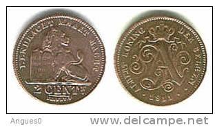 2 CENTIMES 1911 - 02. 2 Centimes