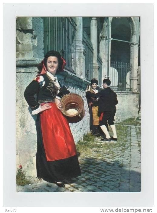 Abruzzo-costumi D´abruzzo - Costumi