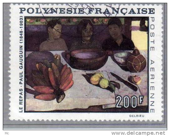 Polynésie PA  N° 25 Oblitéré - Poste Aérienne