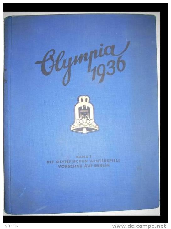 Olympia 1936 - Libri, Riviste, Fumetti