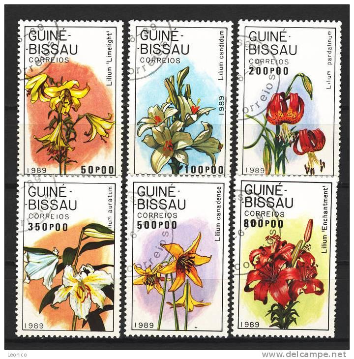 Guiné Bissau 1989 / Mi: 1049-54 / X 329 - Guinea-Bissau