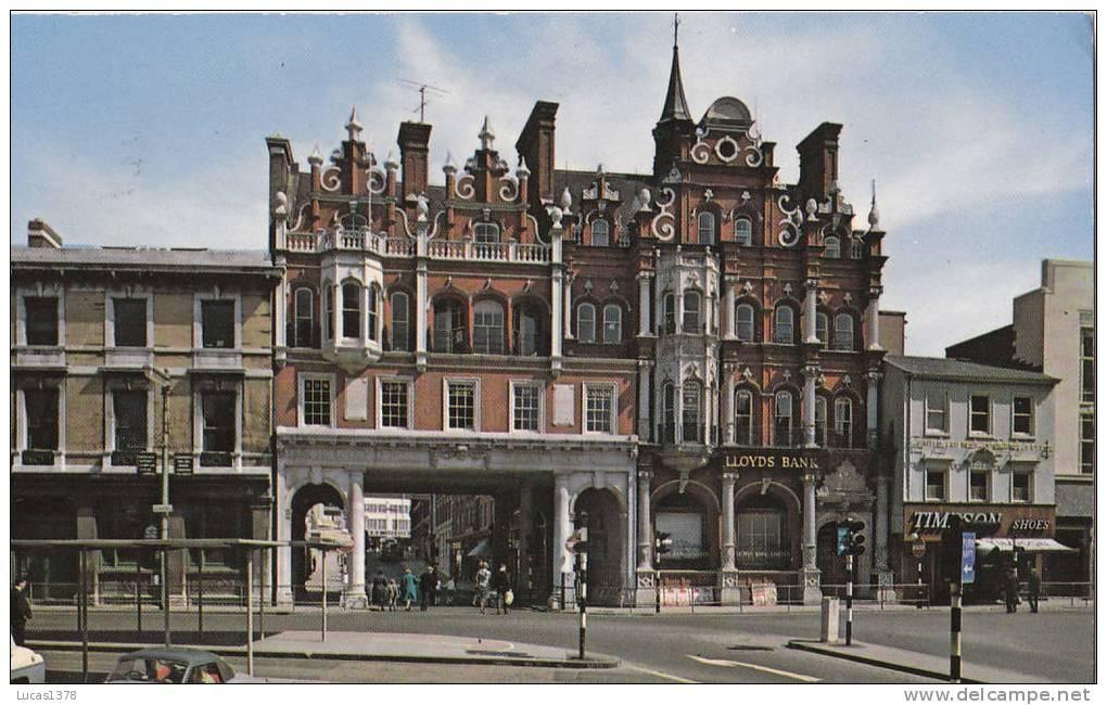 IRSWICH / LLOYDS AVENUE / TRIUMPH  / CIRC 1966 - Angleterre