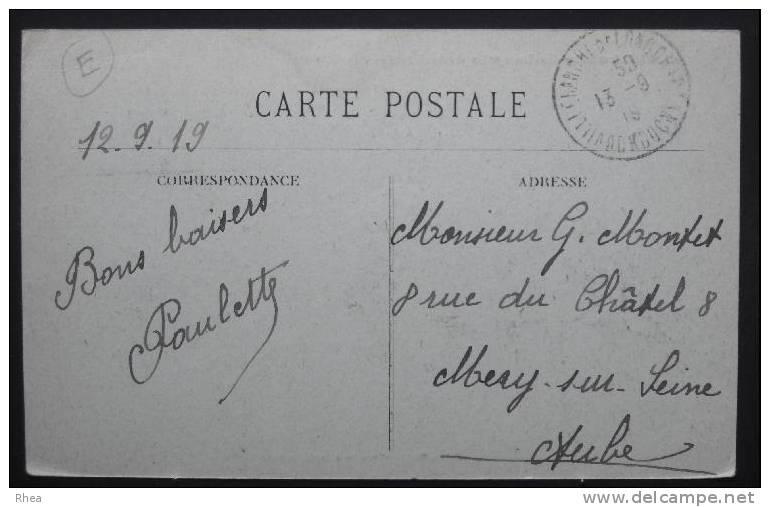 24 Villefranche-de-Lonchat    D24D  K24584K  C24584C RH056268 - France