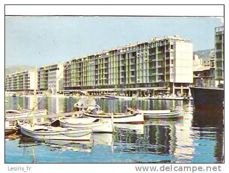 CP - TOULON - LES QUAIS RECONSTRUITS - Toulon