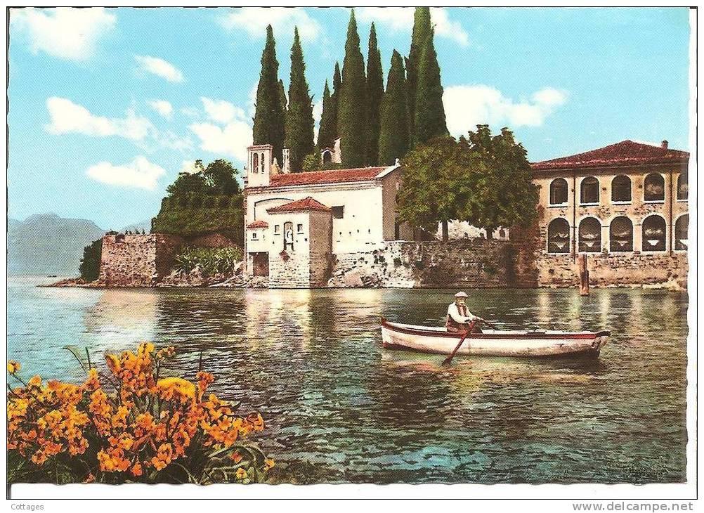 Lac De Garda - Pointe Saint Vigile - Italia