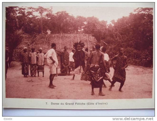 Danse Du Grand Fetiche - Côte-d'Ivoire