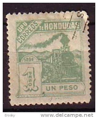 PGL - HONDURAS Yv N°91 - Honduras