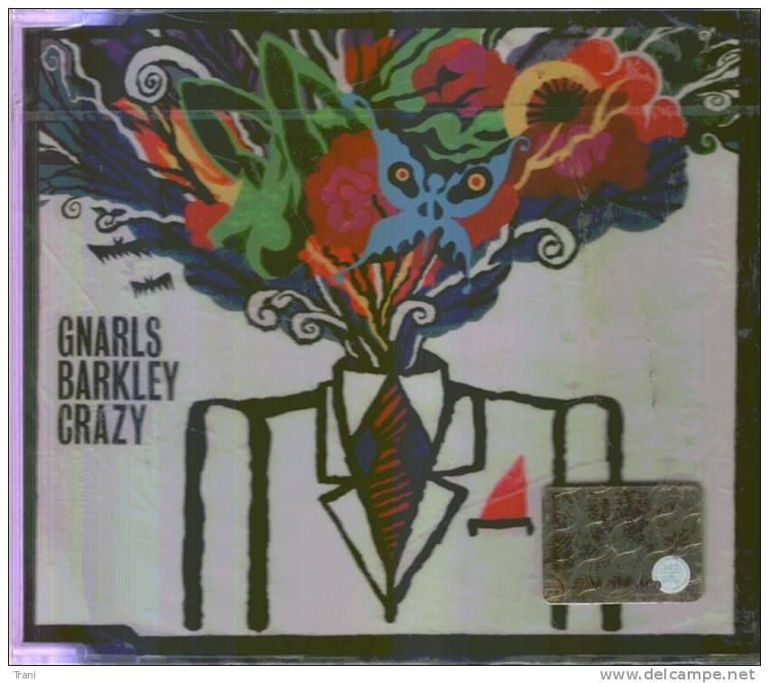 GNARLS BARKLEY - CRAZY - Disco, Pop