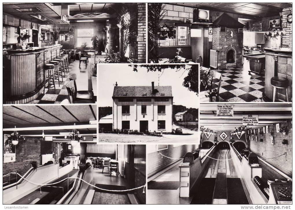 JEHANSTER POLLEUR CAFE RESTAURANT BOOWLING - JEUX DE QUILLES - TAPIS VERT - Theux
