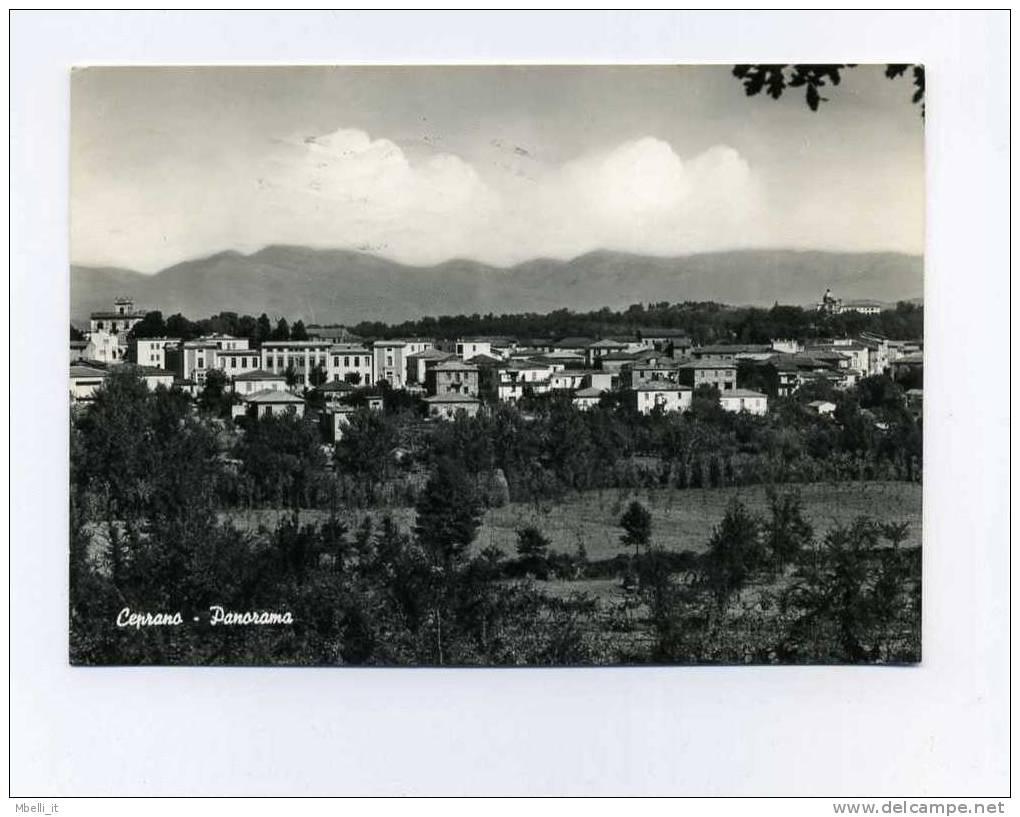 Frosinone - Ceprano 1961 - Frosinone