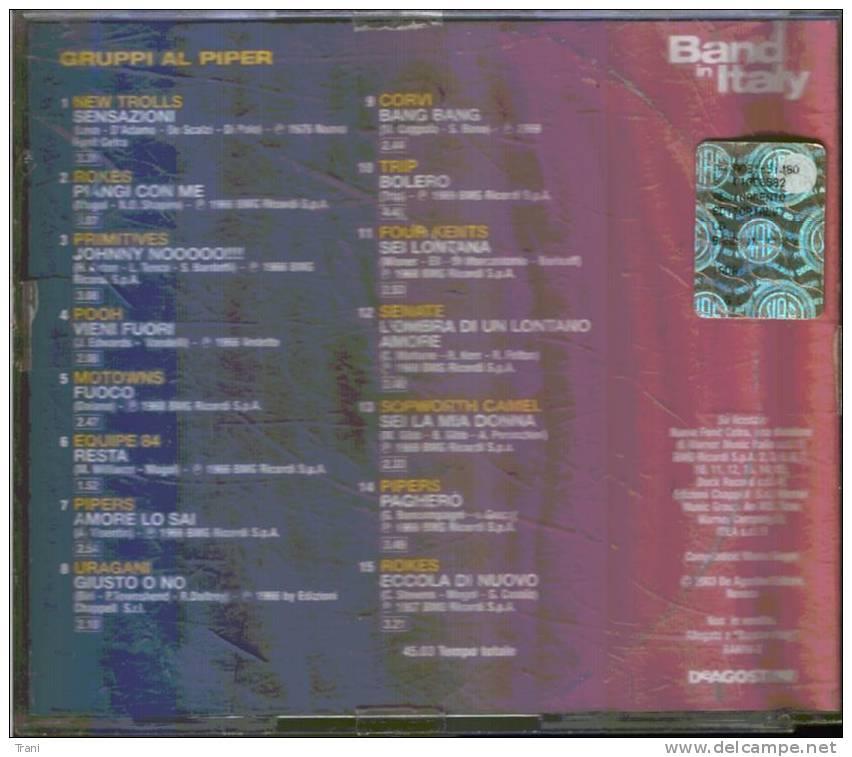 BAND IN ITALY - Gruppi Al Piper - Disco, Pop