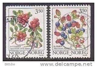 Norwegen  1174/75 , O  (A 950)* - Gebraucht