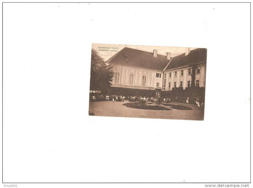 Varazdinske   Toplice Kupalistna Zgrada - Slovenia