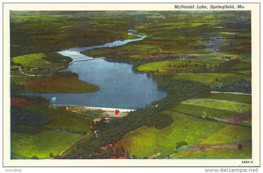 Mc Daniel Lake, Springfield, MO - Springfield – Missouri