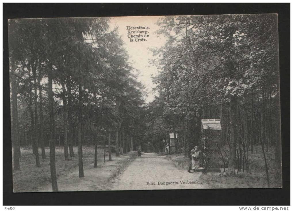 Herentals Kruisberg 1911 - Herentals