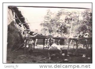 PHOTO - INDOCHINE - PETIT NA THONG - ETE 1928 - - Lieux