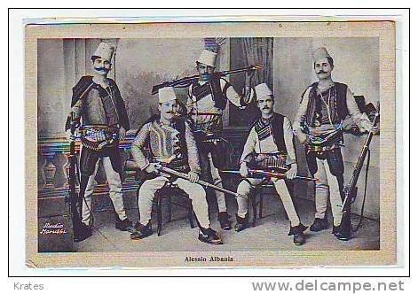 Postcards - Alessio Albania - Albania