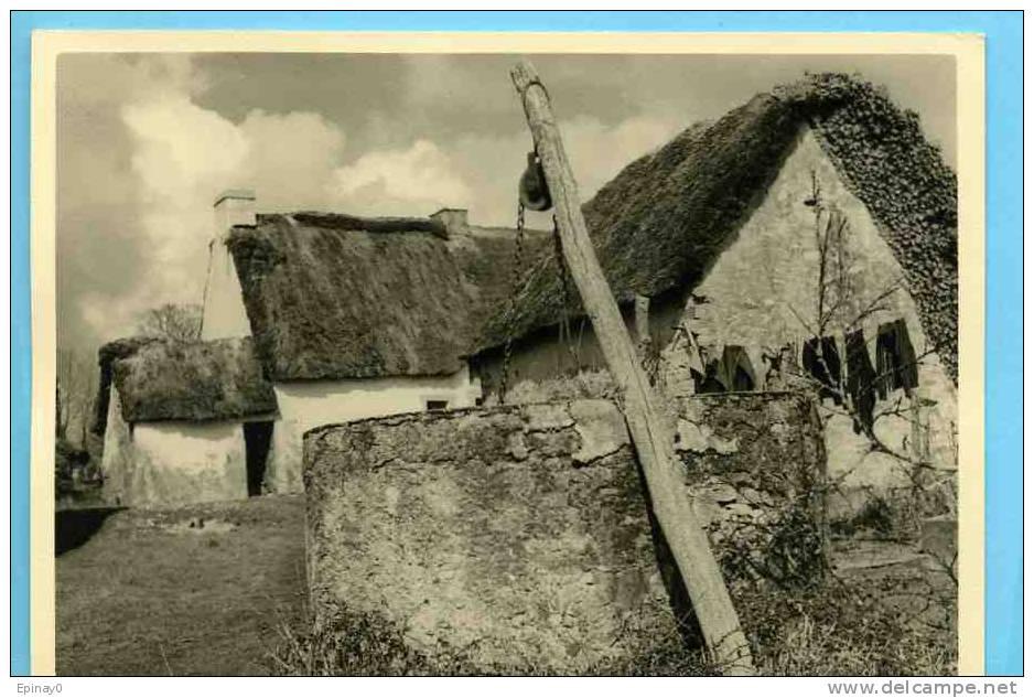 B - 44 - SAINT JOACHIM - édition Cholet N° 6615 - Caillaudin En Briére - Chaumiére - Saint-Joachim
