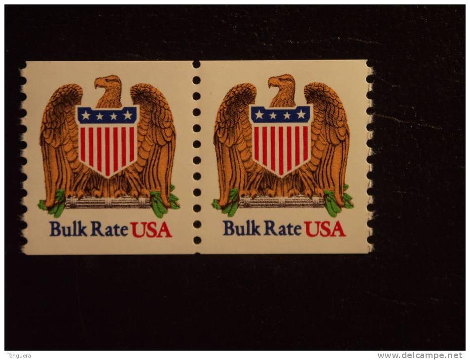 USA Etats-Unis United States Preo 2x Yv 23  MNH ** - United States