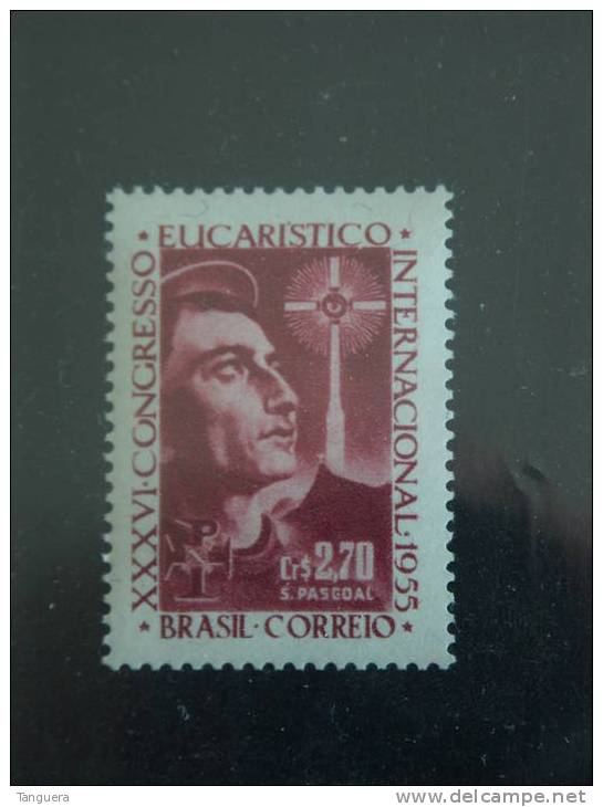 Brasil Brazilie Brésil Brasilien Eucharistie Congres Yv  608 MNH ** - Brasilien