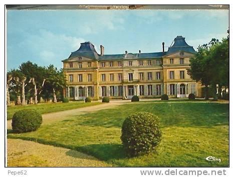 Digny-chateau De La Hallière- Cpm - France