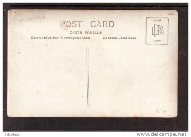 Tanganyika, World War I, MOROGORO, G.E.A., PALM AVENUE - Tanzania